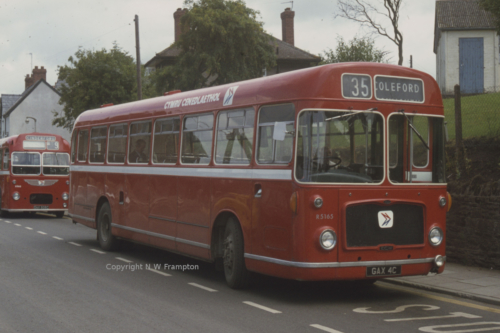 GAX4C - R5165 - Ross on Wye, Cantilupe Road