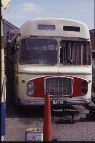 Denton, Manchester - April 1993