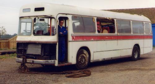 SAX1G - 1999