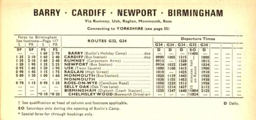 Barry - Birmingham