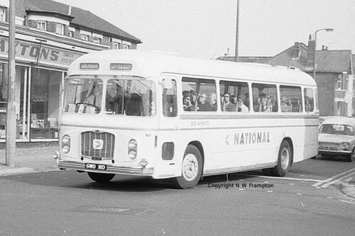 R&W 1966 RELH coaches
