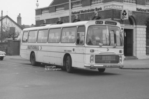 R&W post 1970 RELH coaches