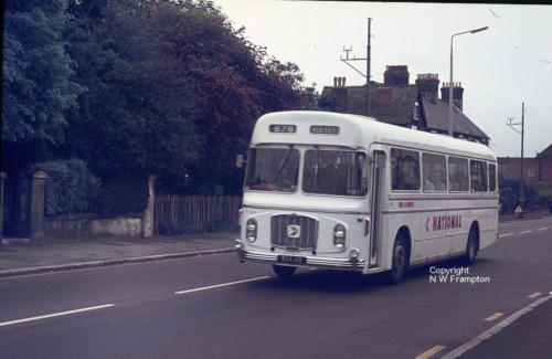 R&W 1968/9 RELH coaches